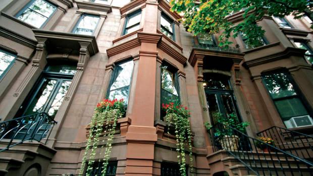 Clem Labine's Victorian-era brownstone restoration