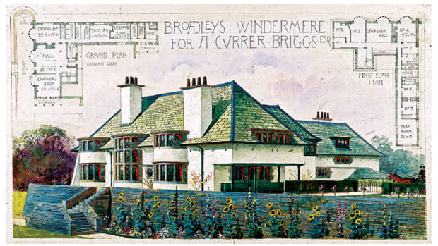 The Art and Architecture of CFA Voysey