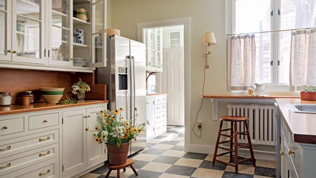 linoleum eco-friendly kitchen surfaces