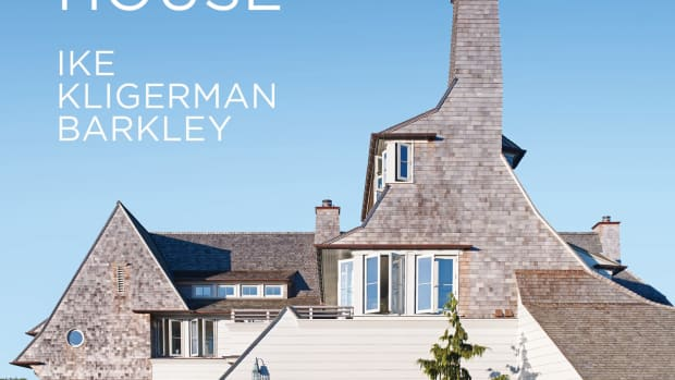 The New Shingled House book