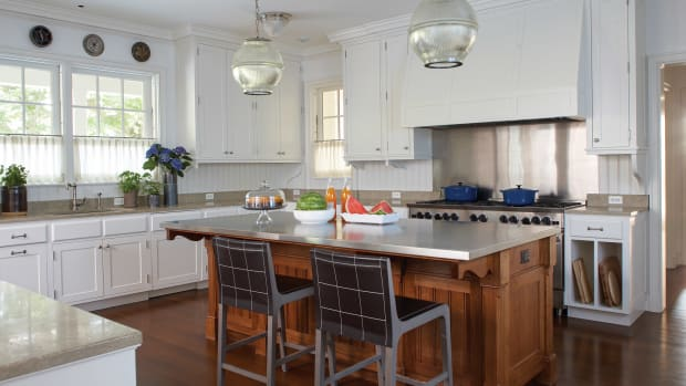 Briarcliff Manor kitchen, traditional kitchen