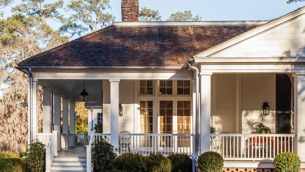 New Residence in the South, 2021 Palladio Award