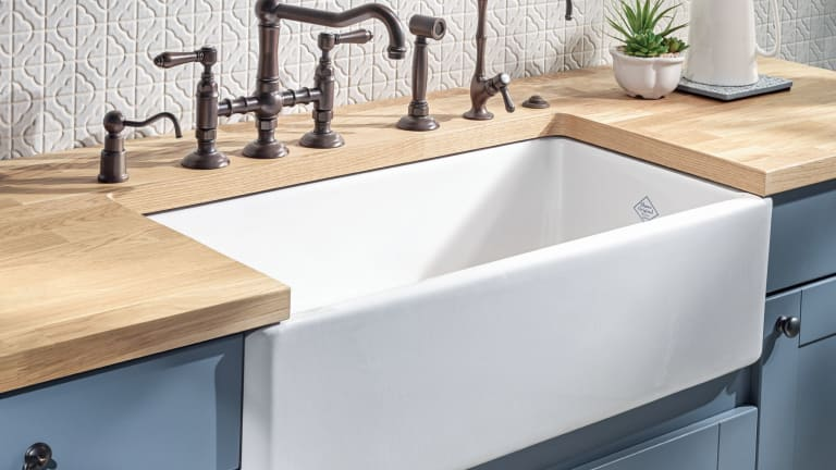 Period Kitchen & Bath Fixtures