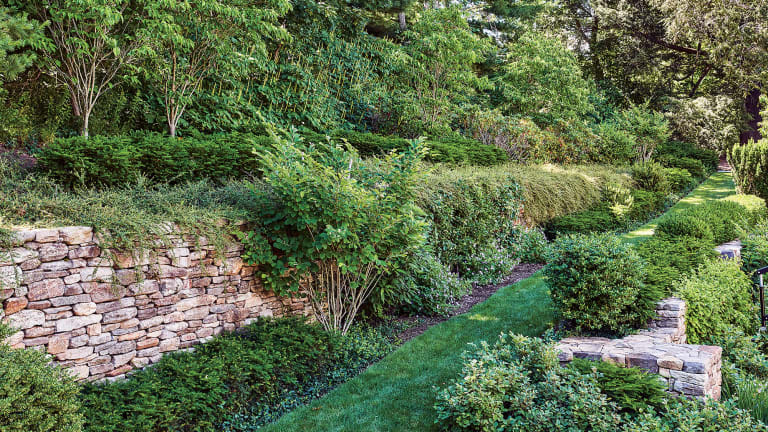 Isabella Stewart Gardner's Country Estate's Landscape Renovation