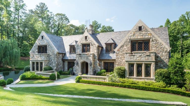 T.S. Adams Studio Creates an English Manor