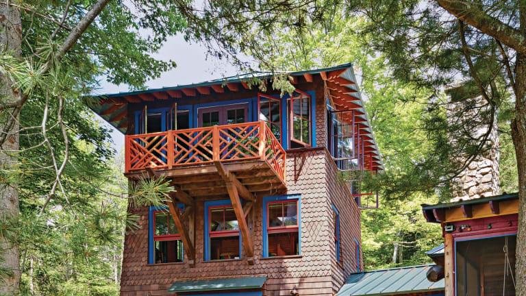 Adirondack Architecture