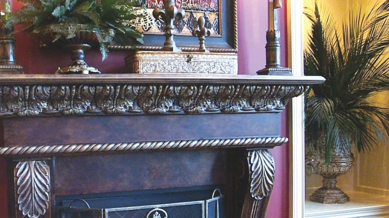 Mantels for the Period Home