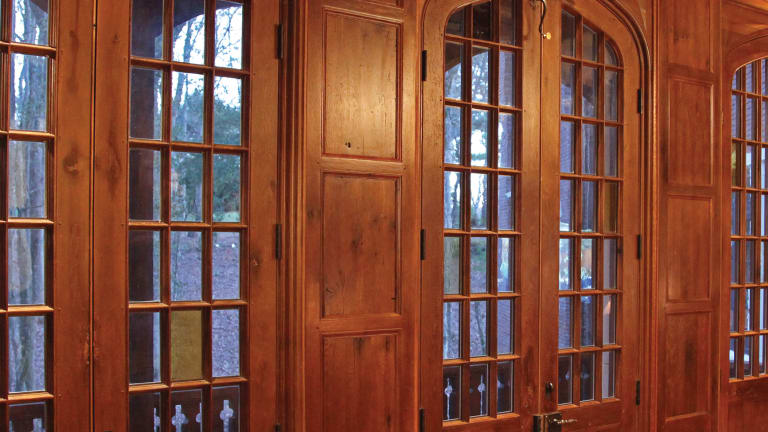 Woodwork: Creating A Tudor Interior