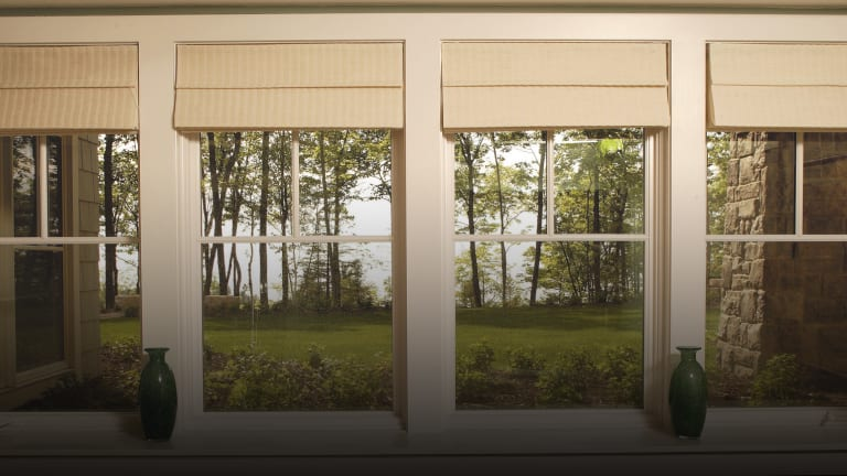Options for Stock Wood Windows