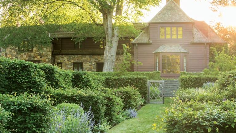Kathyrn Herman Design: Historic Farm in Fairfield, CT