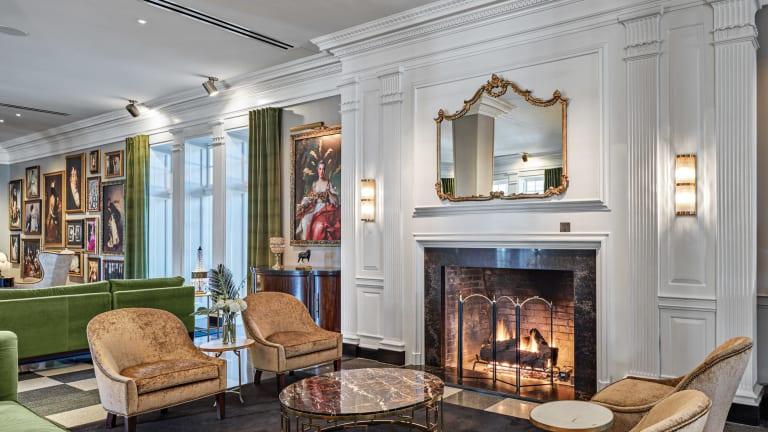 Historic Restoration of the Cavalier Hotel