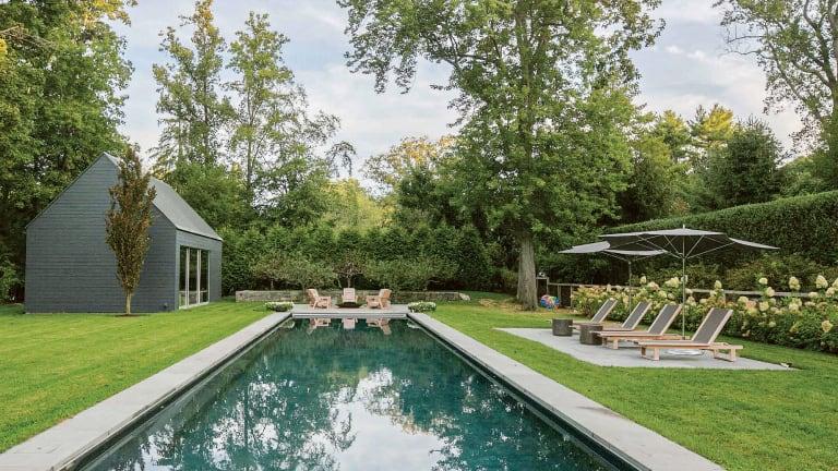 Janice Parker Landscape Architects: Beauty at Home