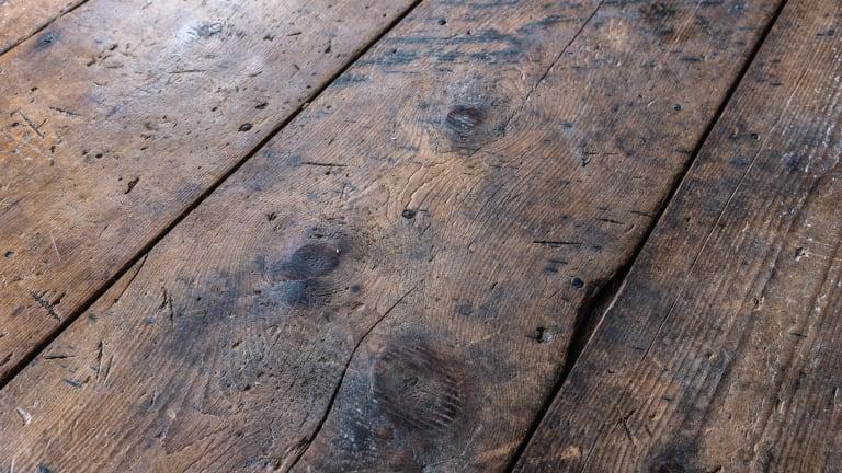 Using Antique Flooring