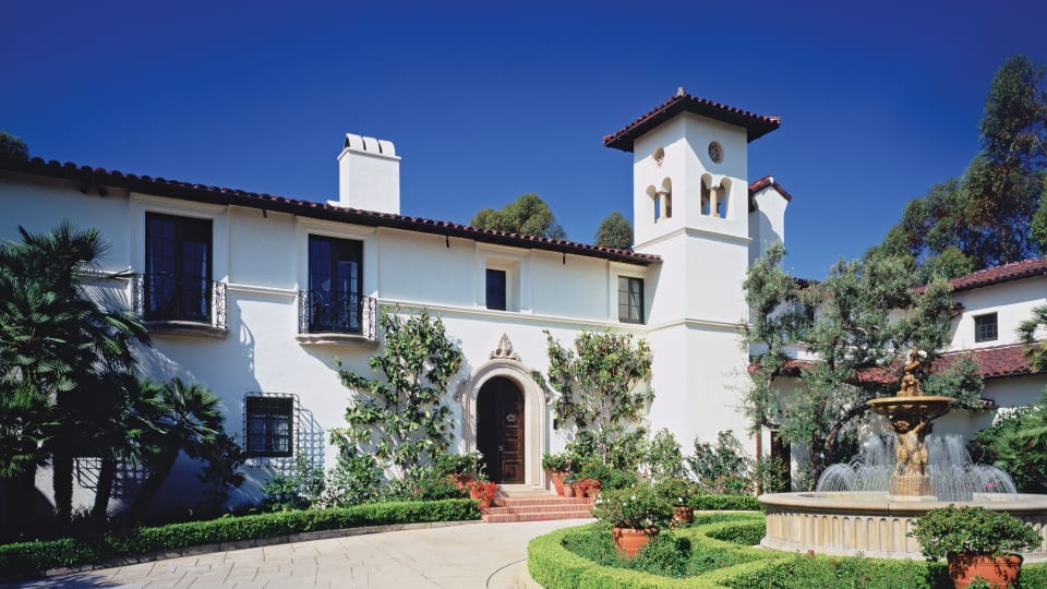 Michael Burch Architects' Remodel of a 1925 Mediterranean Revival Estate