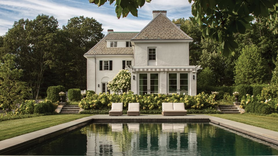 "Dan Gordon Landscape Architects' Bulfinch Award-Winning ""Charles River Estate"""