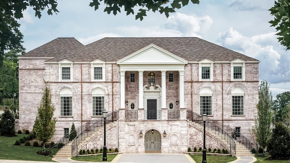 A New Sorority House by Michael G. Imber