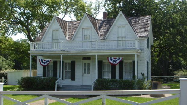 dwight eisenhower birthplace