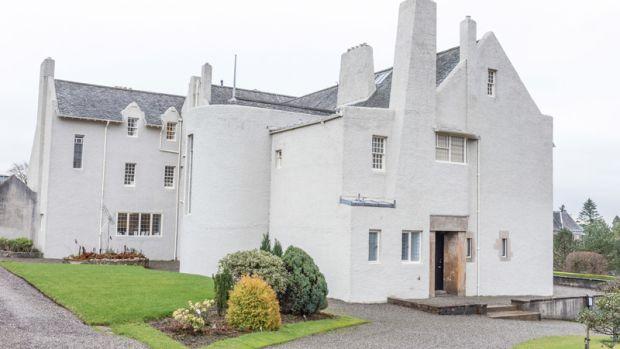"The Hill House, Charles Rennie Mackintosh's ""Glasgow Style"""