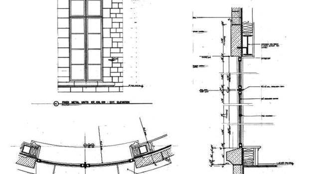 Crittall provided detailed shop drawings during the development phase for review by the homeowners.