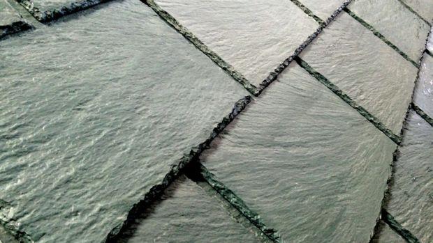 engineered slate roof