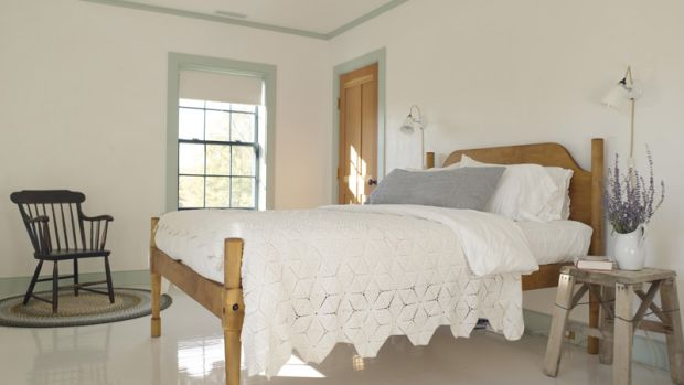 new farmhouse bedroom