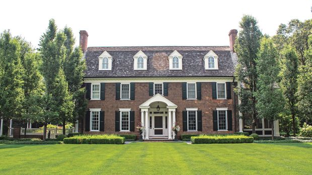 country gentleman's estate