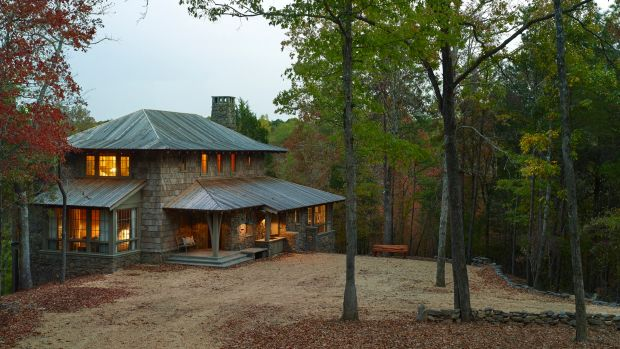 Cahaba river house