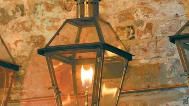 bevolo gas lighting