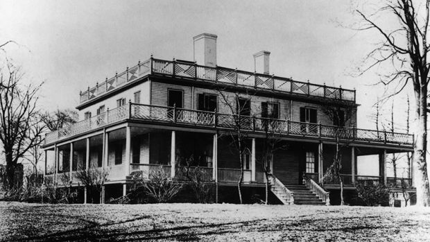 historical photo gracie mansion