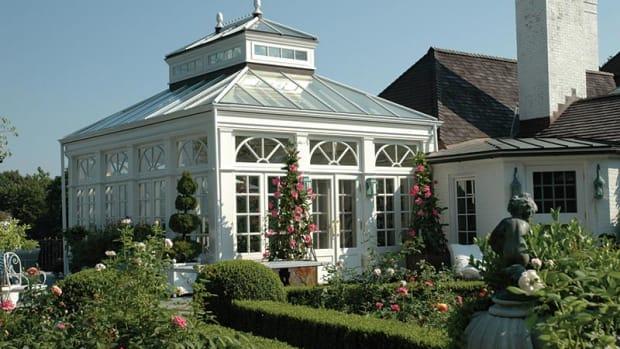 oak leaf conservatory