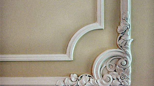 Historically styled wall panels