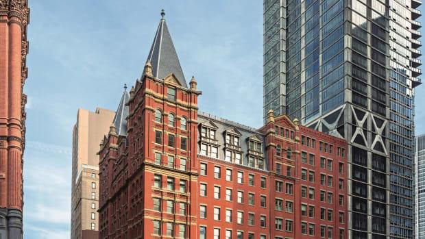 Beekman Hotel New York City