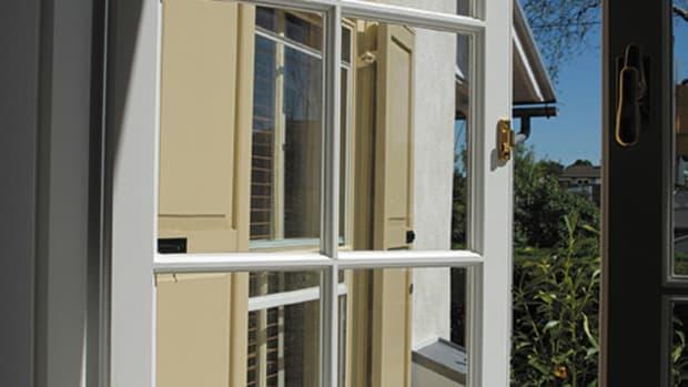 wood casement windows