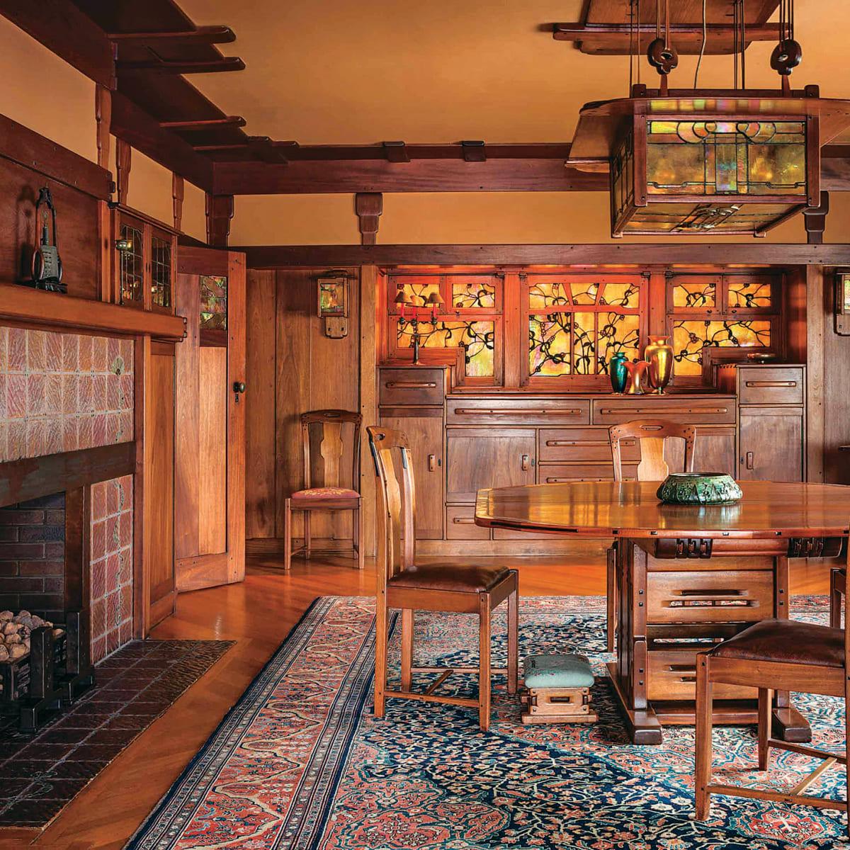 Arts Crafts Interiors Period Homes