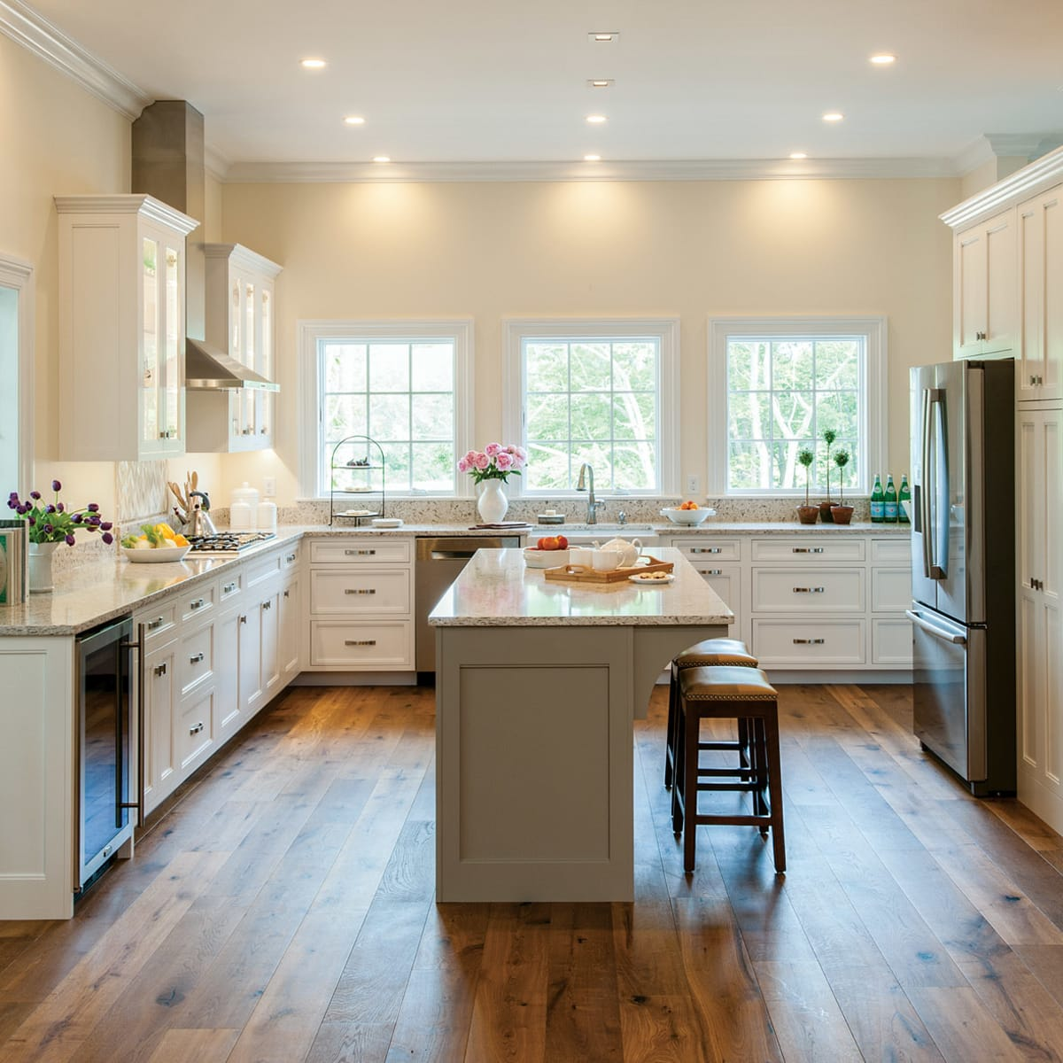 Cabinet Trends In Traditional Kitchens Period Homes