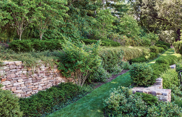 Isabella Stewart Gardner's Country Estate's Landscape Renovation