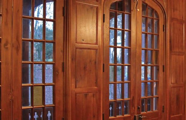 Woodwork: Creating A Tudor Interior - Classic Homes Design and ...