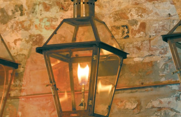 Gas Lighting: A Radiant History