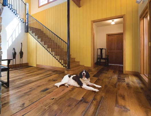 Navigating The Reclaimed Wood Flooring Market Period Homes