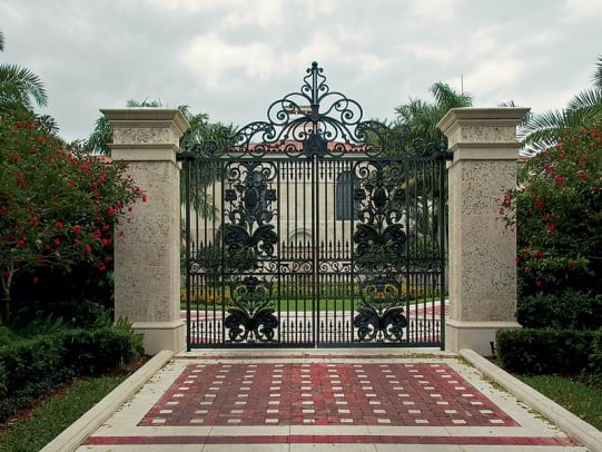 The Ins And Outs Of Ornamental Metal Driveway Gates