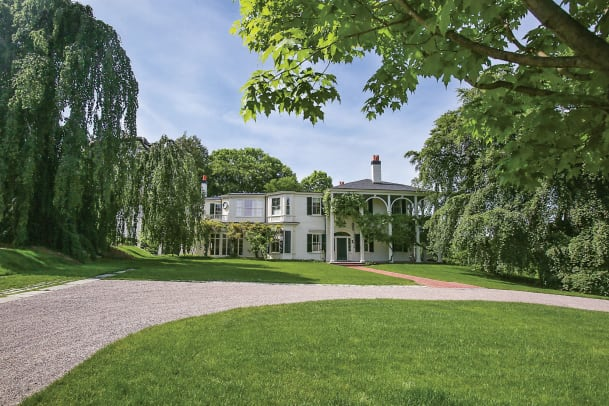 Historic grounds revamped for a modern family classic for Don gardner arborist