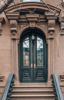 2_italianate brownstone rowhouse townhouse historic reproduction door landmark park slope brooklyn nyc