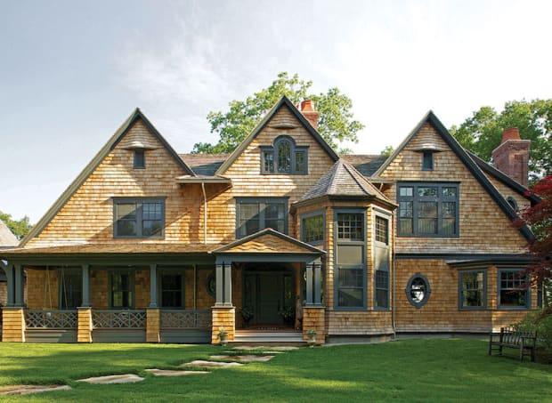 Rafe Churchill's New Old Houses