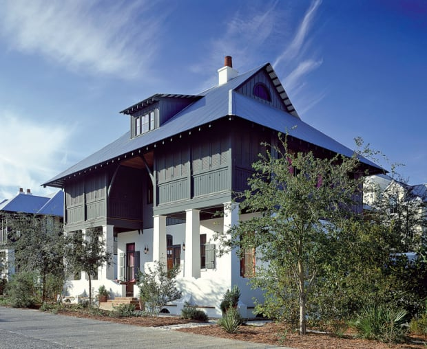 Cooper Johnson Smith's Contemporary-Traditional Buildings