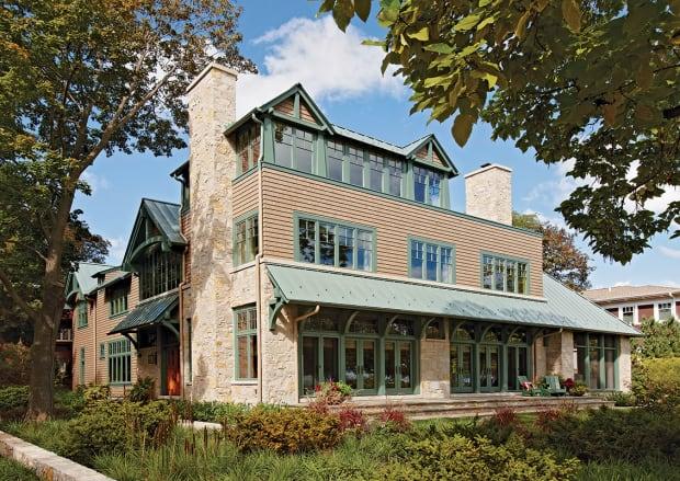 Cohen & Hacker's Contemporary Classic Homes