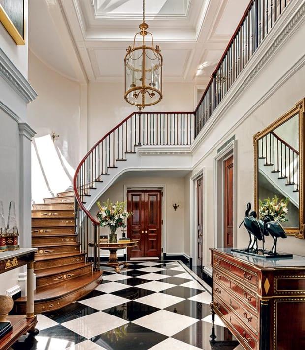 Renovating A Classical Park Avenue Penthouse
