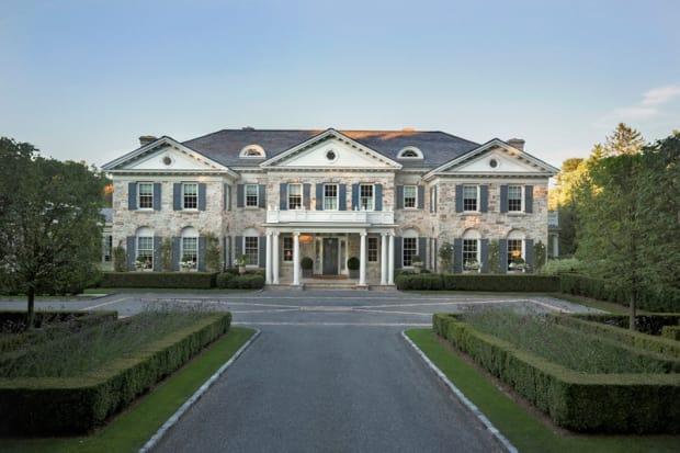 A New Classic Colonial Revival Landscape