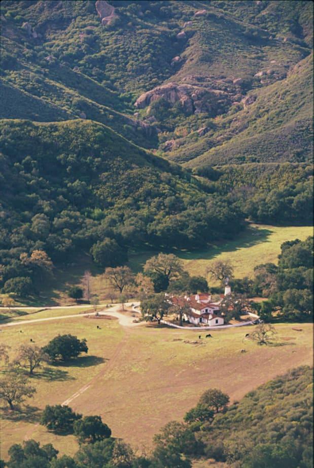 An Authentic Spanish Colonial Revival Hacienda