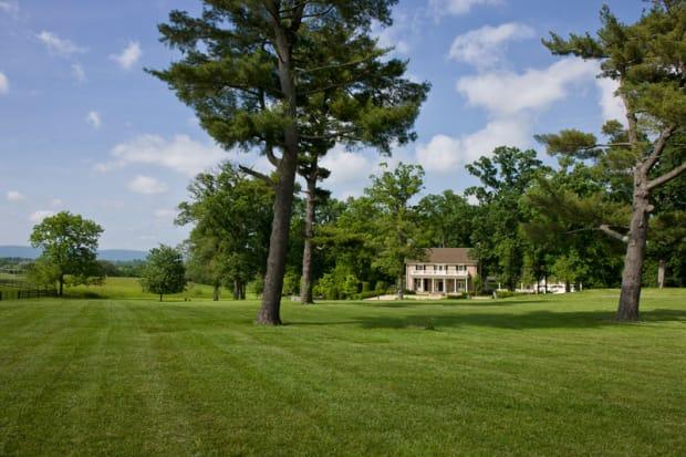 Badger Hill Farm in Marshall, VA