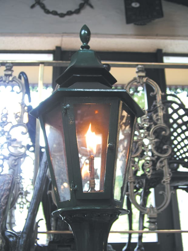 Gas Lighting A Radiant History Period Homes